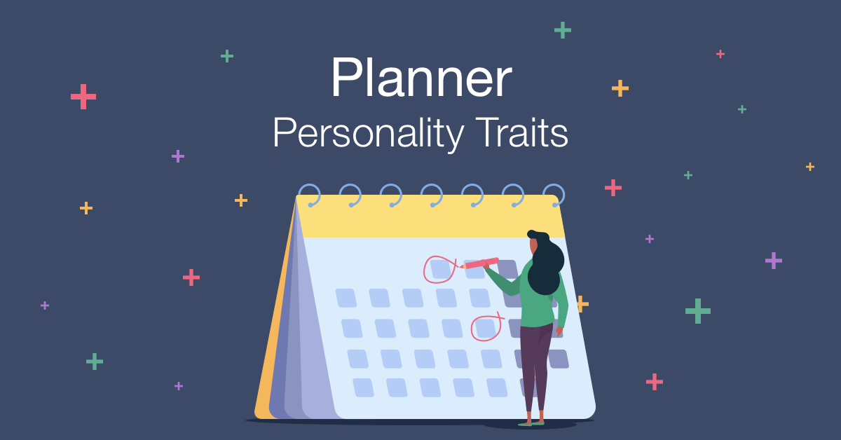 planner personality traits